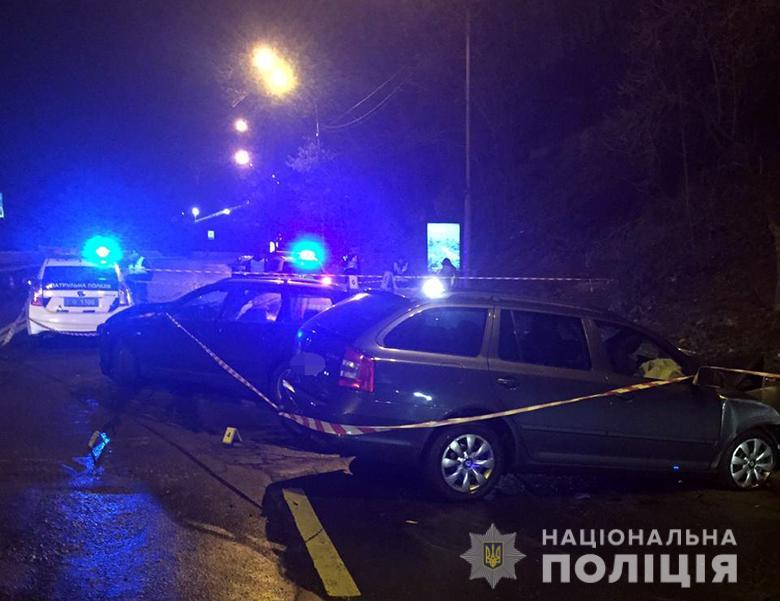 На Владимирском спуске в Киеве случилось смертельное ДТП на встречке