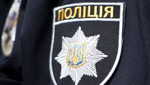 Под Киевом во время побега от полиции мужчина потерял оружие и боеприпасы