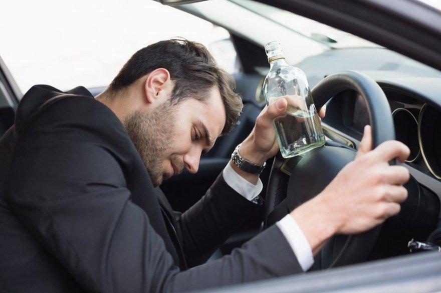 Под Киевом пьяного водителя оштрафовали на 40 тыс гривен
