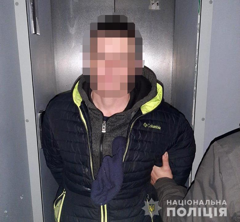 На вокзале в Киеве задержан клофелинщик