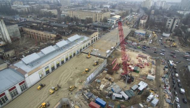 Движение транспорта по Шулявскому мосту откроют до Нового года - Кличко
