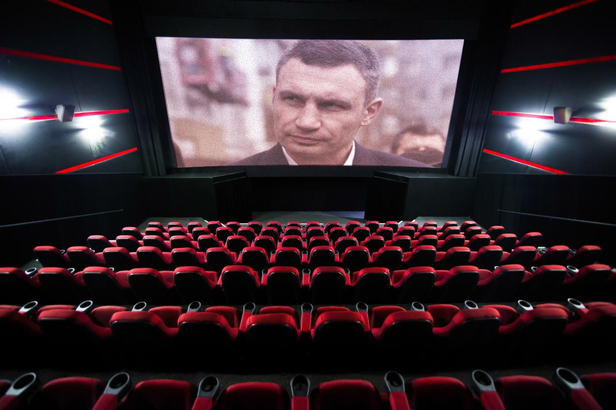 Кличко намерен реанимировать коммунальные кинотеатры