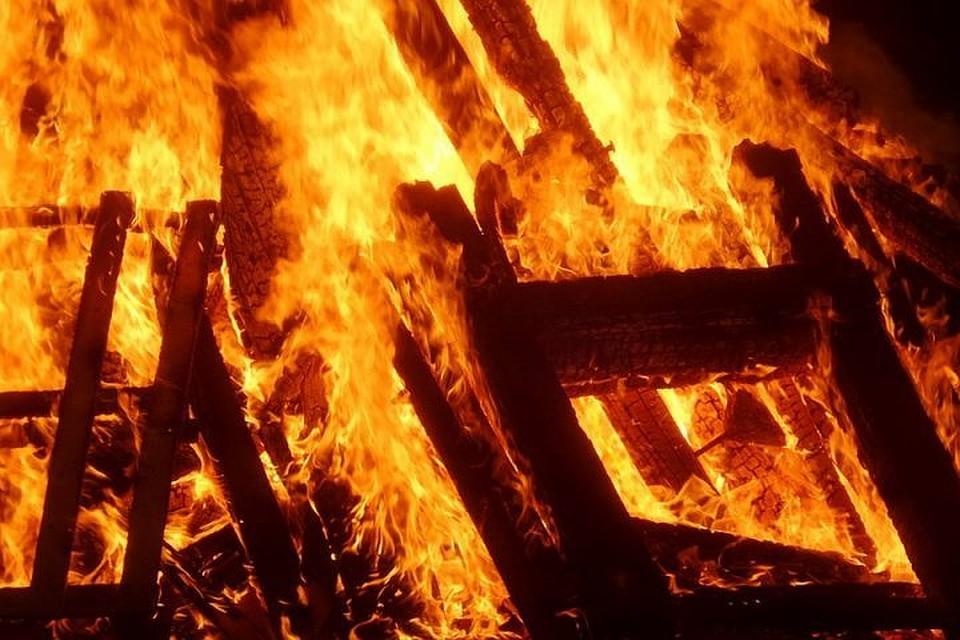 Под Киевом на даче в огне сгорела вся семья