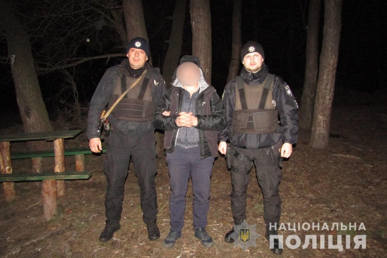 На Киевщине пьяные жители устроили перестрелку