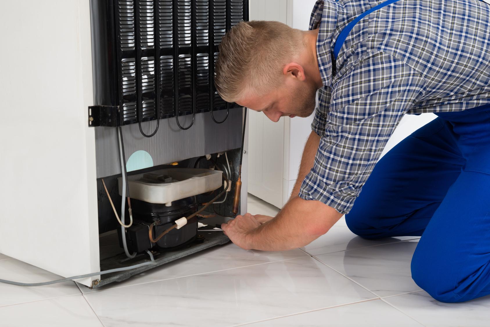 Какснять пусковое реле скомпрессора холодильника