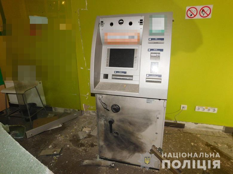 На Оболони в банке прогремел взрыв