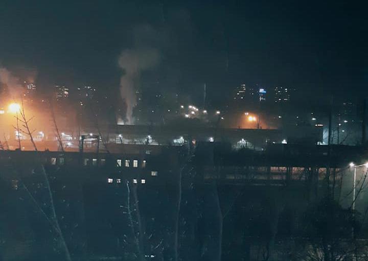 На проспекте Победы жители домов задыхаются от ядовитого смога