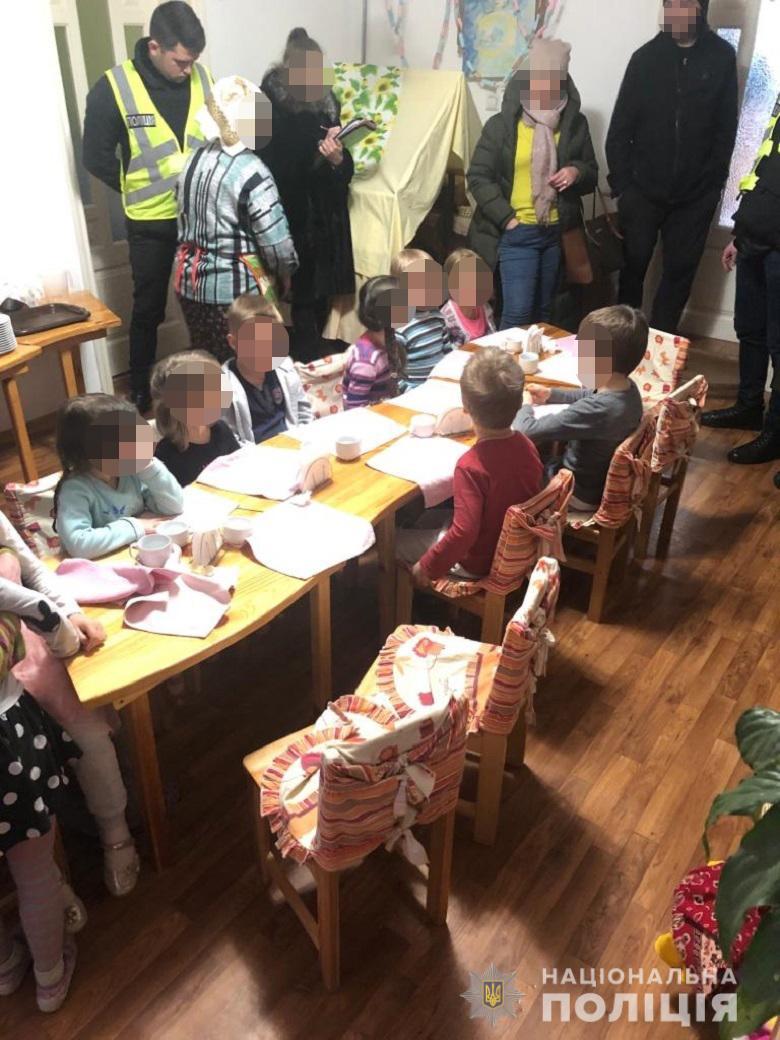 В Киеве родители отдали своих детей в ужасный детский сад