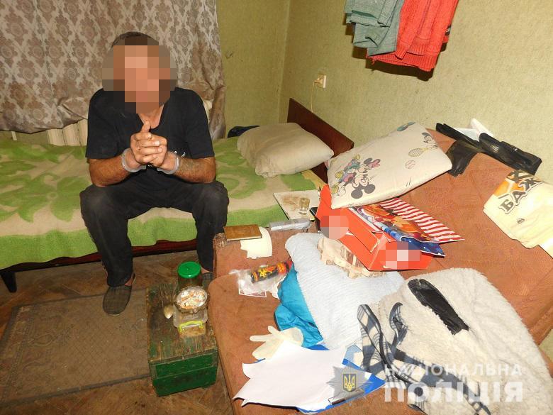 В Киеве иногородний мужчина убил хозяина квартиры