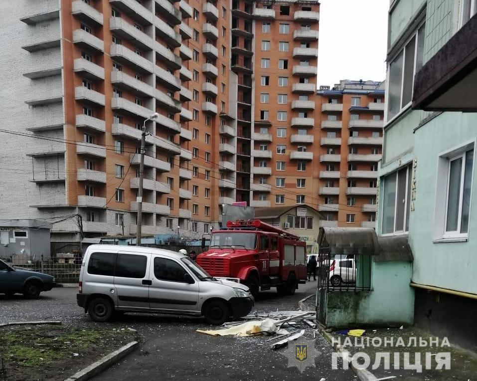 Под Киевом в жилом доме взорвался газ
