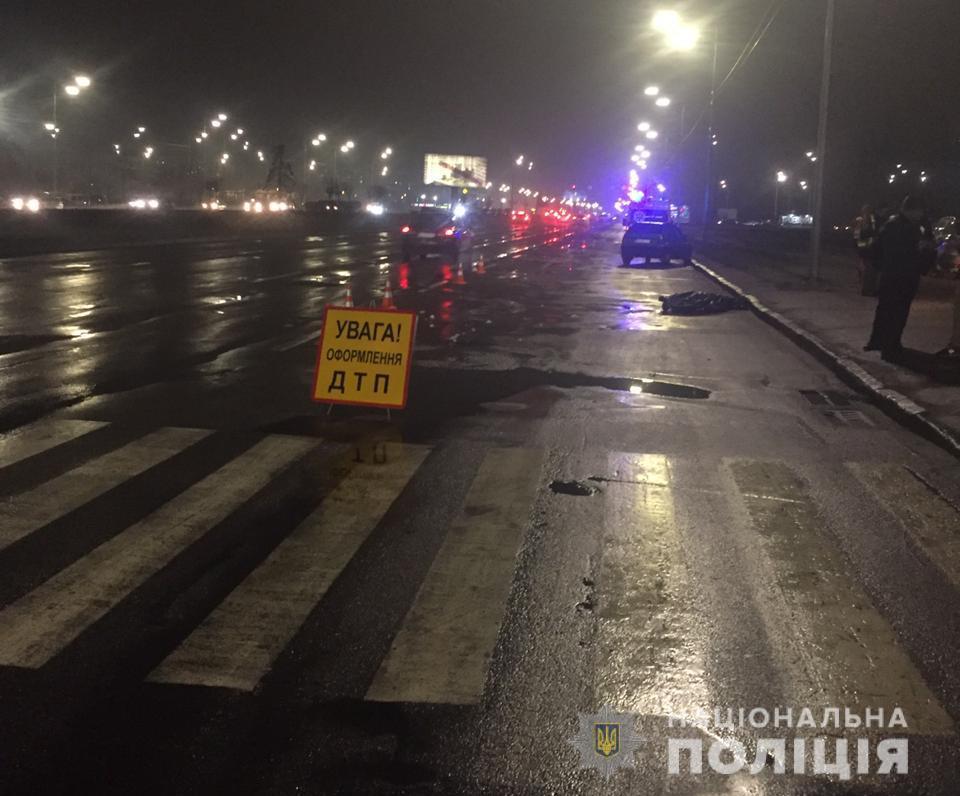 Глупая смерть: 20-летняя киевлянка, перебегая дорогу, погибла под колесами авто