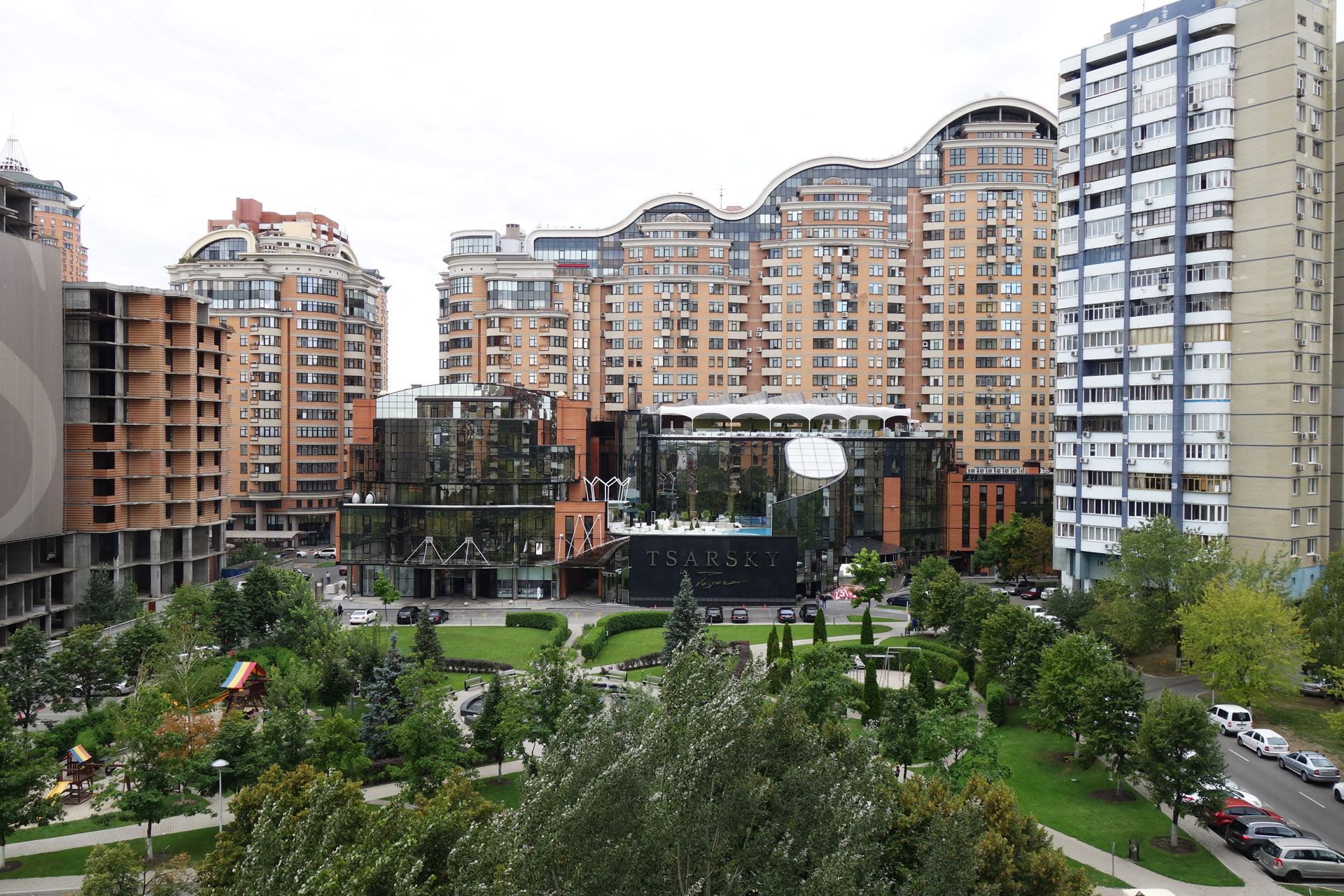 Аренда квартир в центре Киева: особенности и преимущества