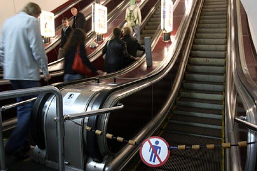 """Киевлян предупредили - на центральной станции метро возможны """"пассажирские заторы"""" в течение года"""