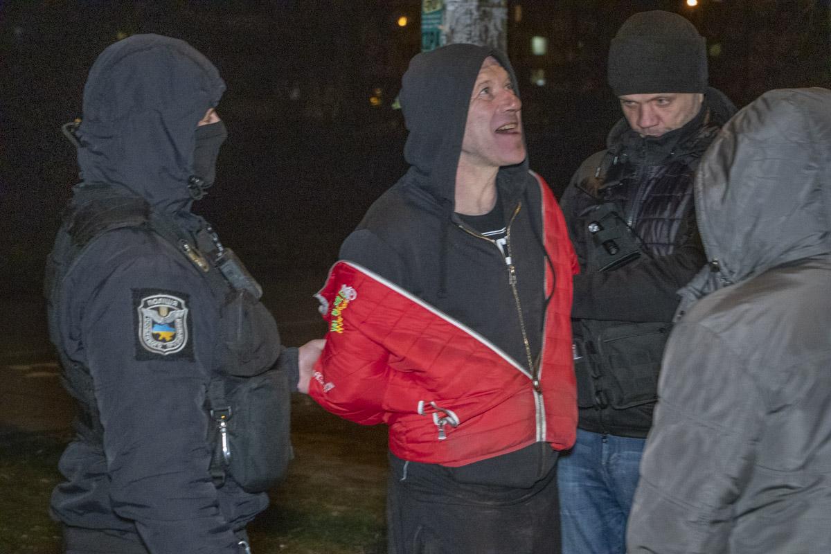 В Киеве задержали сепаратиста, который убивал людей