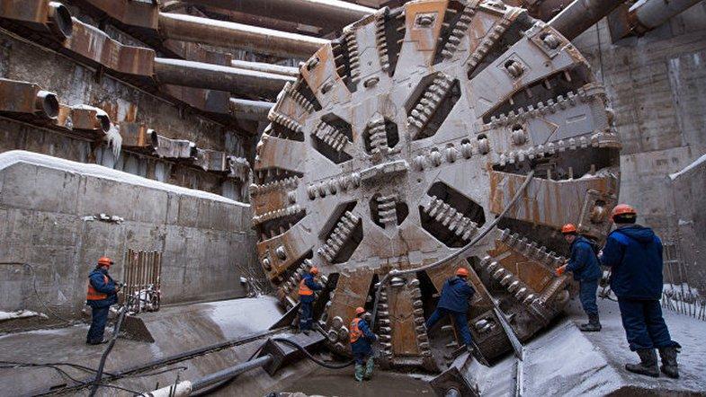 У Кличко сообщили, какие подземные работы планируются для строительства метро на Виноградарь