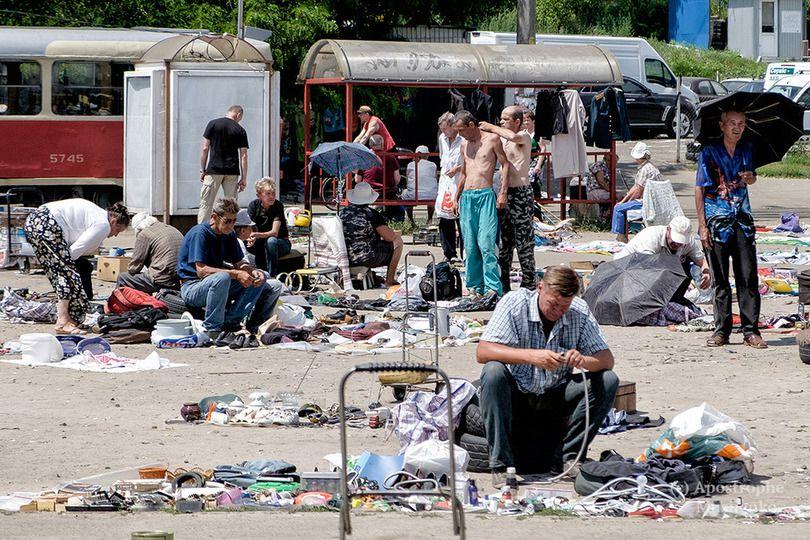 У Кличко рассказали, что будет на Куреневке вместо блошиного рынка