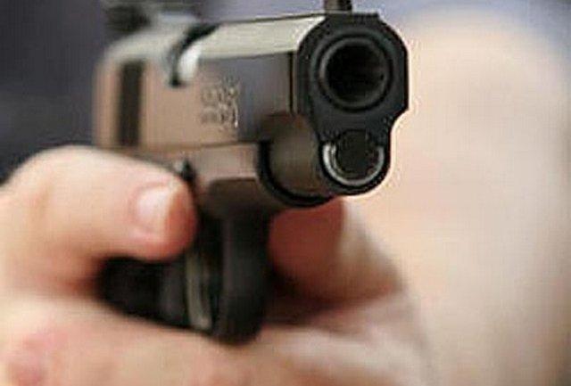 На Печерске женщина подстрелила своего экс-супруга