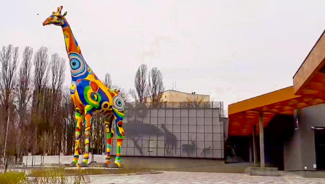 Кличко рассказал, когда могут открыть первую очередь Киевского зоопарка