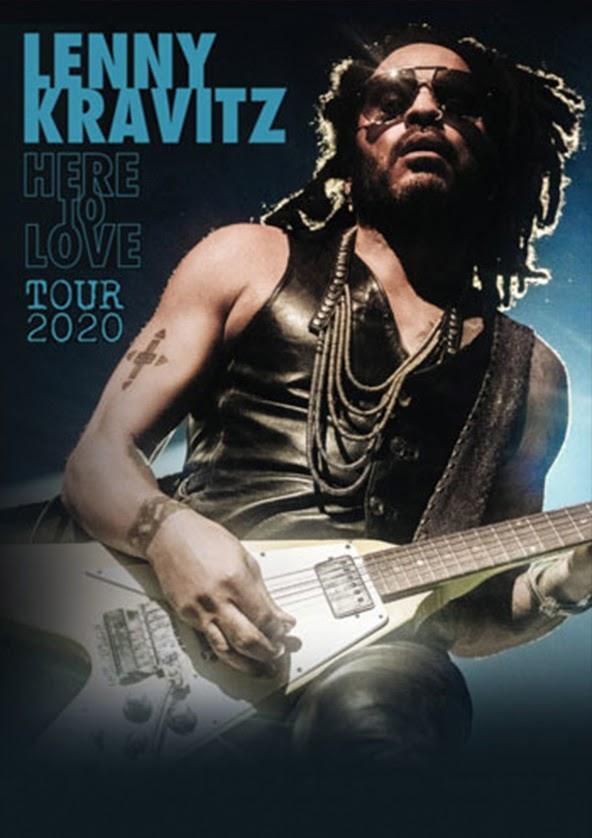 Lenny Kravitz зажжет это лето