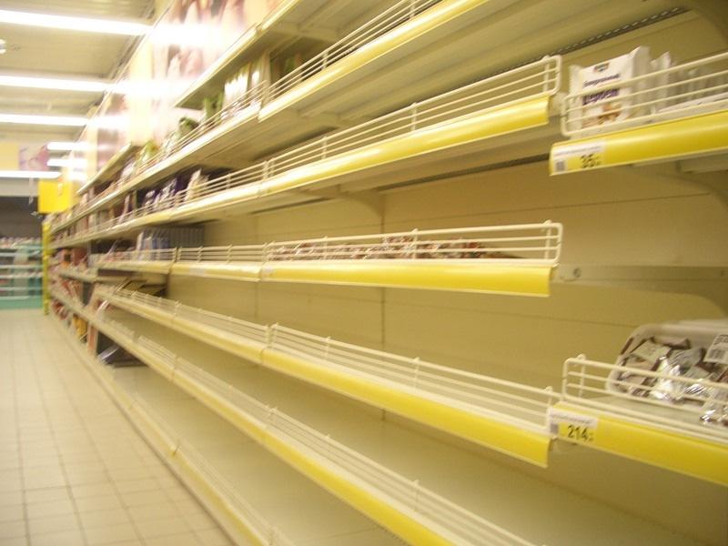 Кличко призвал супермаркеты не играть с ценниками на продукты