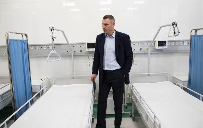 Кличко заявил о необходимости еще более жестких ограничений в Киеве