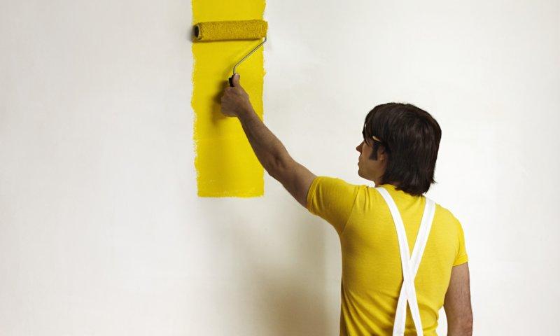 Лучшая методика покраски стен - 15 основных шагов