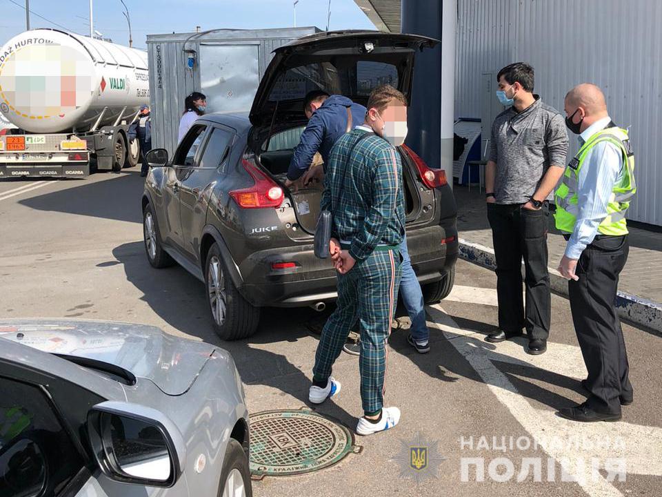 Суд оштрафовал киевлянина за продажу антисептиков во время карантина
