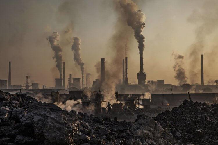 Киев возглавил рейтинг городов с самым грязным воздухом