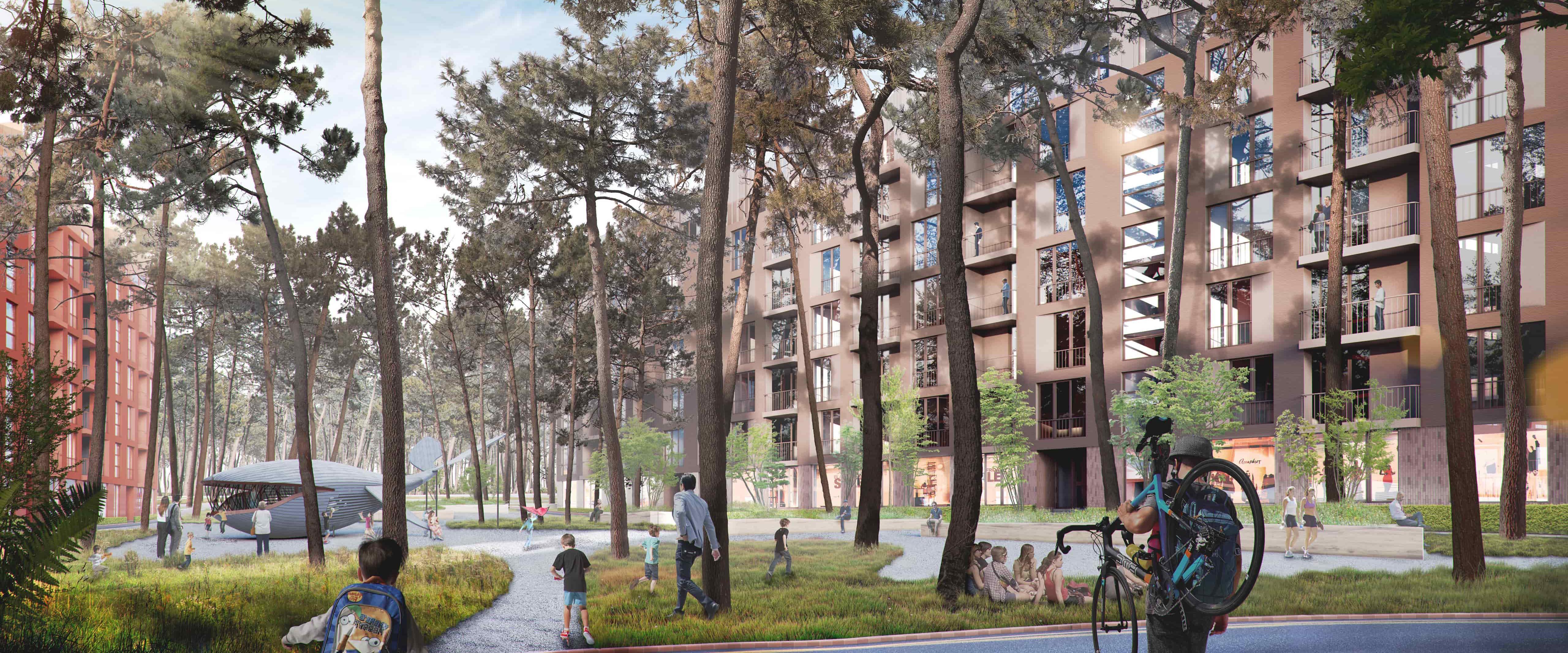 Эргономичные и светлые: однокомнатные квартиры в ЖК O2 RESIDENCE