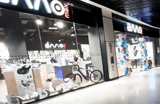 В торговом центре на Политехе в карантин возобновил работу магазин по продаже техники