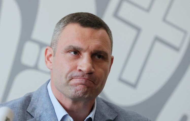 Кличко прокомментировал конфликт своего заместителя с полицейскими