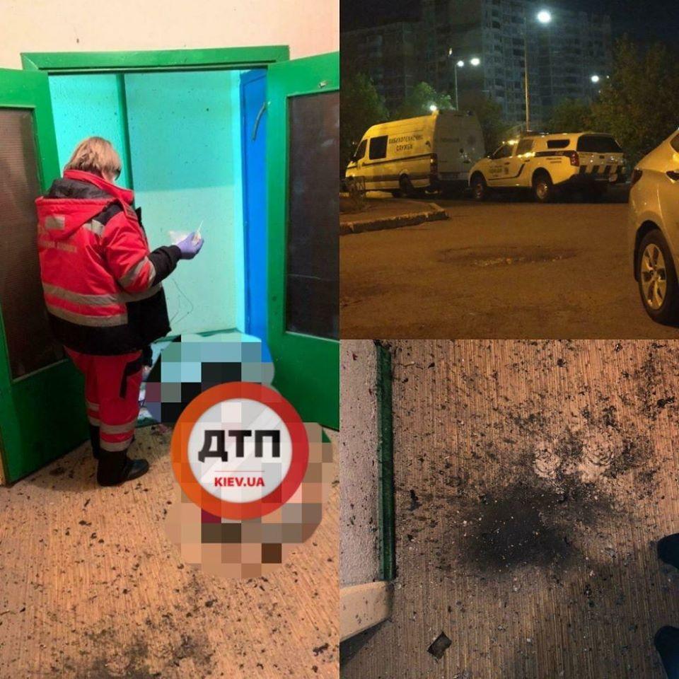 В киевской многоэтажке прогремел взрыв - парни изучали гранату