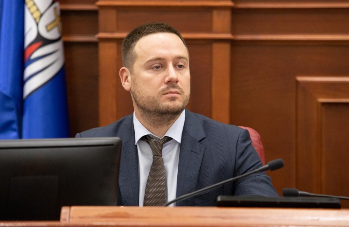 Суд избрал меру пресечения для экс-чиновника КГГА