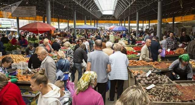Стало известно, какие рынки в Киеве возобновят работу в карантин