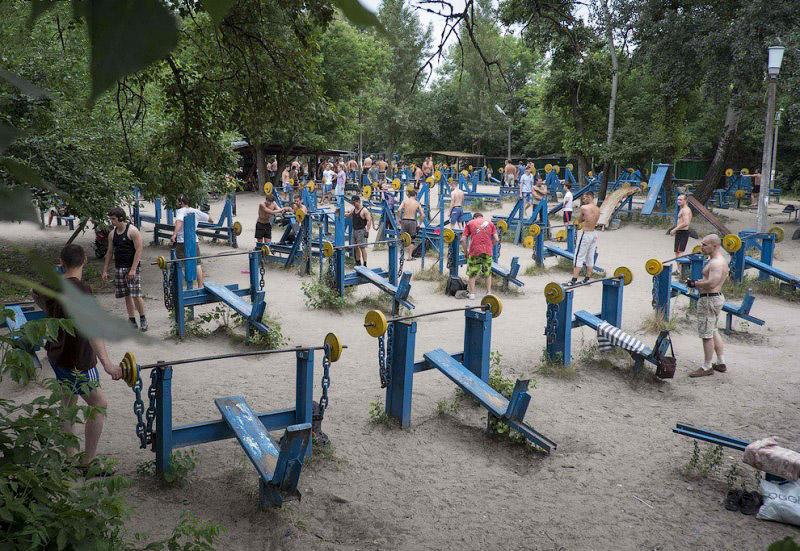 В КГГА не разрешат заниматься уличным спортом в Киеве с 12 мая