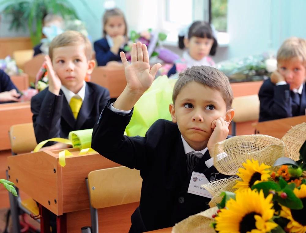 Школы Киева начнут принимать первоклассников после карантина