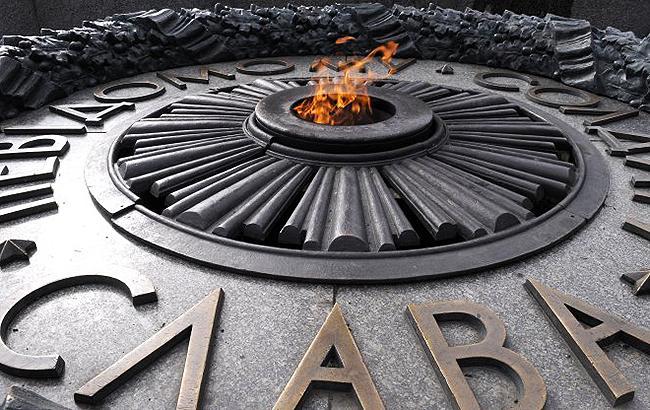 Празднование 9 мая в Киеве может закончиться штрафом в 5000 гривен