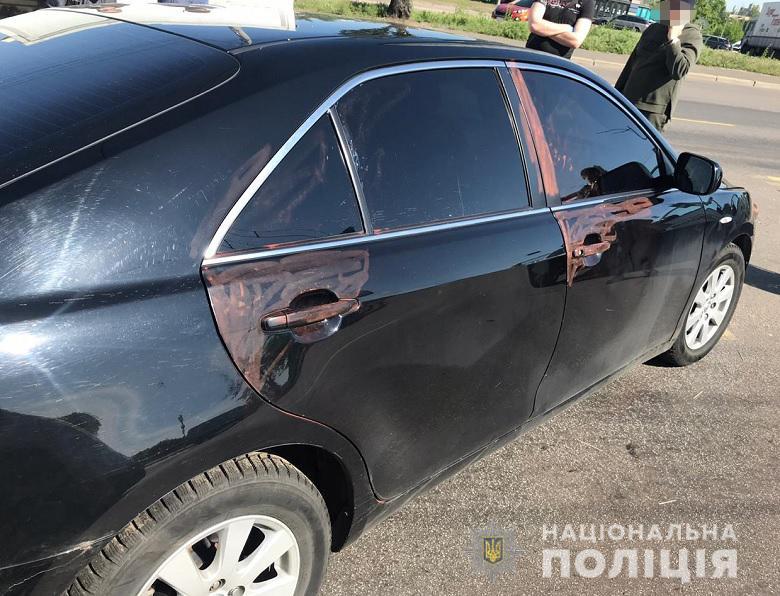 В Киеве профессиональный автоугонщик попался на глупом нарушении