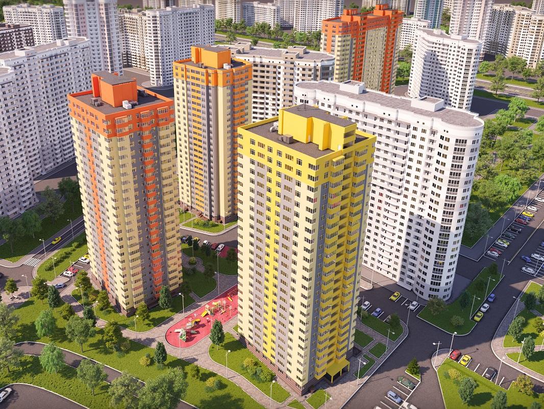Квартиры в Киеве от застройщика в кредит на выгодных условиях