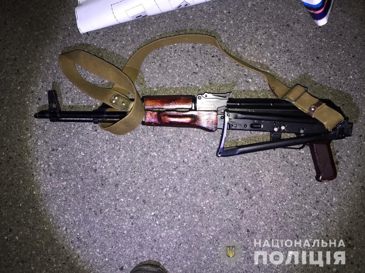 Под Киевом во время драки подросток застрелил взрослого мужчину