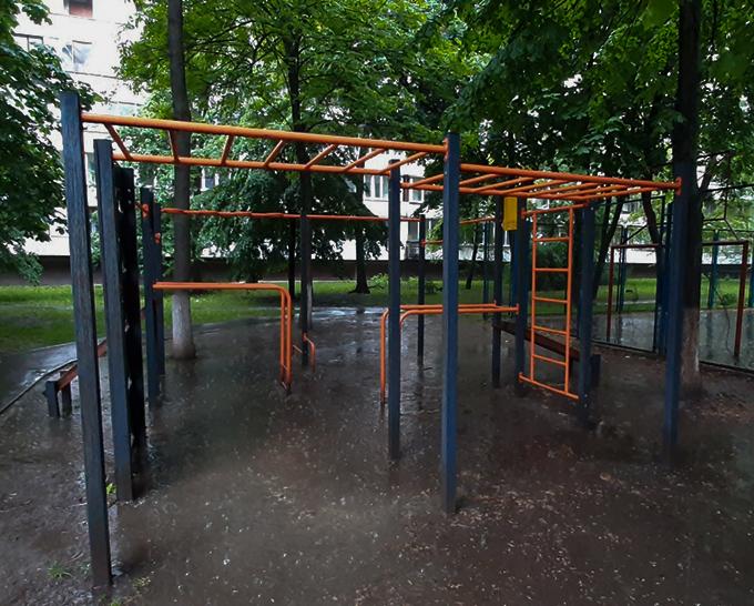 Киевлянам разрешили заниматься спортом на улице