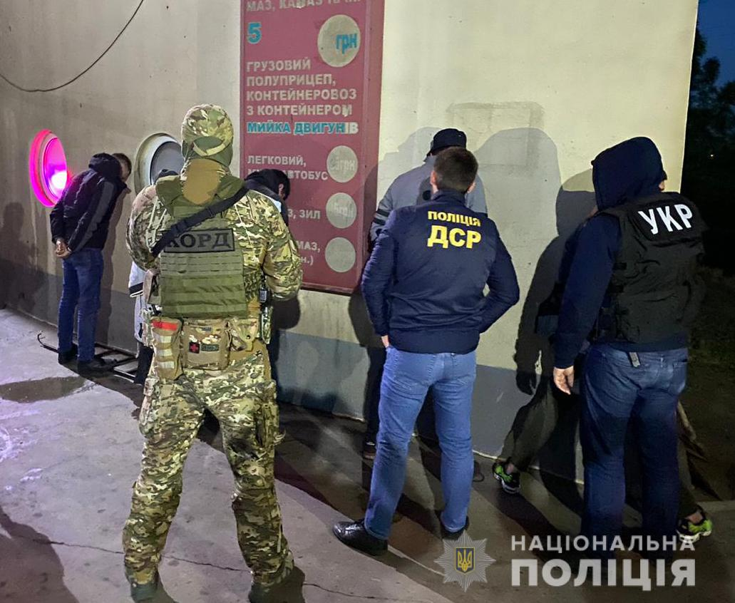 На Печерске случился настоящий боевик - все преступники задержаны