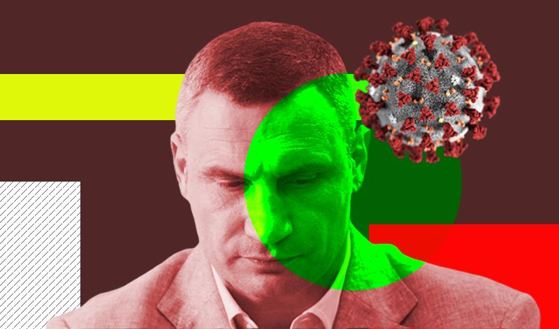 Киев контролирует заболеваемость коронавирусом - Кличко