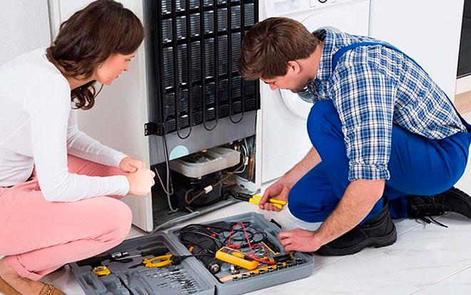 Ремонт холодильников Bosch: основные неисправности и поломки