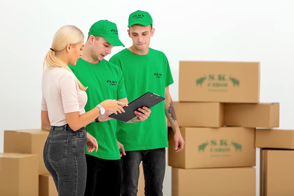 Компания S.K. Cargo: организация и выполнение грузовых перевозок из Турции и Китая