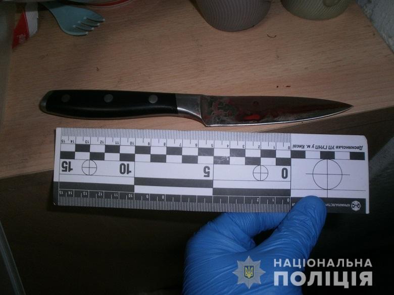 В киевском хостеле парень нанес ужасную травму соседу по комнате