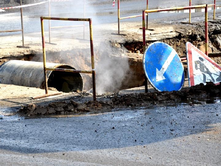 Кличко сообщил, где в Киеве проведут масштабные работы по ремонту теплосетей