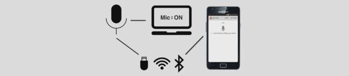 Как подключить микрофон телефона к вашему компьютеру?