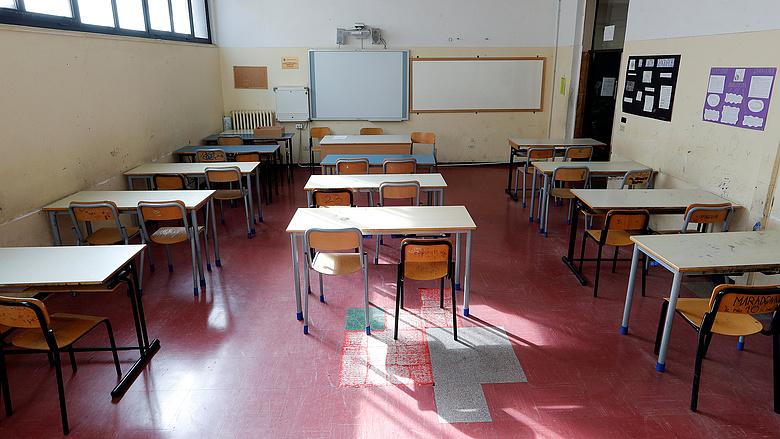 В киевских школах обнаружили очаги COVID-19