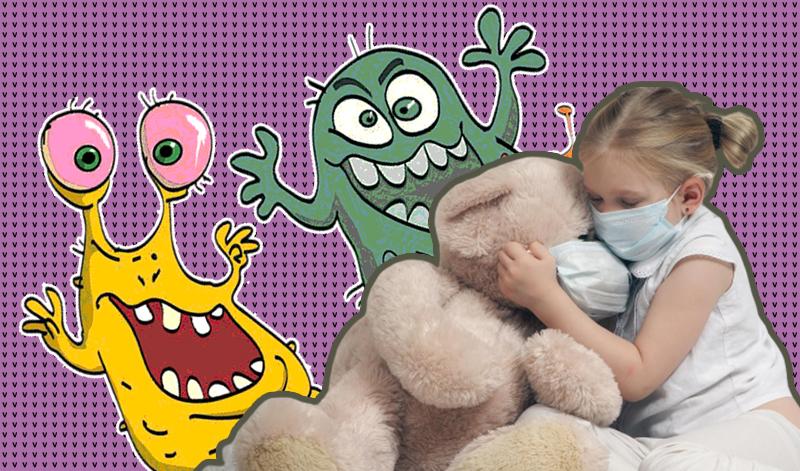 В Киеве ребенок заболел коронавирусом сразу после рождения